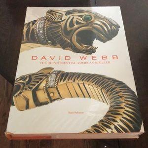 David Webb book -  Quintessential American jeweler